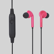 """ピンクカラー3色をラインナップ! 女性に人気の""""PINK PINK PINK""""シリーズに かんたん接続のBluetoothR対応ワイヤレスモデルを発売"""
