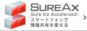 SureAx which changes information sharing in smartphone