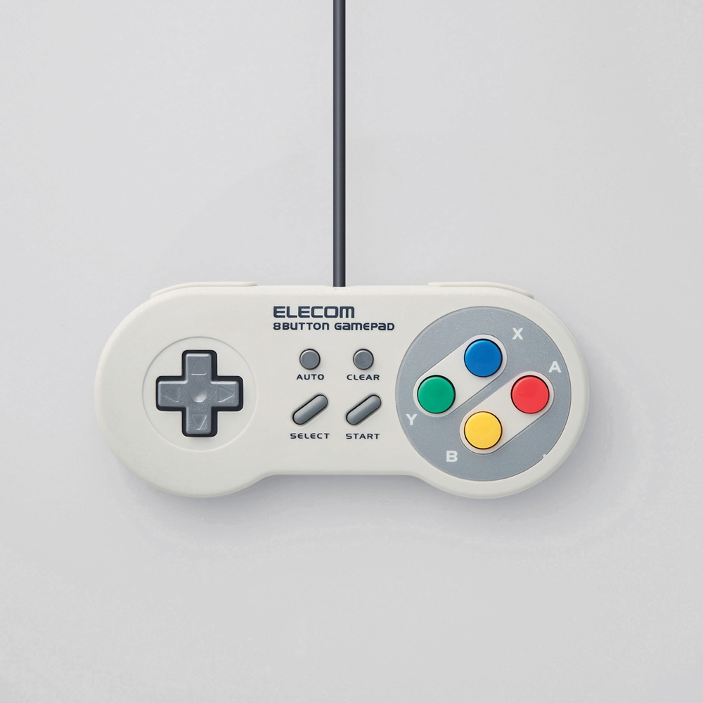 News] It releases high durability game pad 5 product which adopted ...