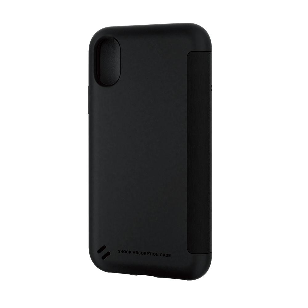 99d3bc3135 PM-A17XTSSBKiPhone X用TOUGH SLIM/シェルフラップ. PM-A17MHCCSViPhone 8用ハイブリッドケース/ ...