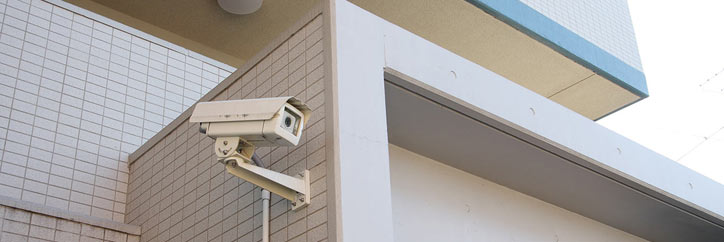 マンションに監視カメラを設置するメリットをご紹介