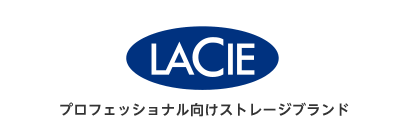 Storage brand LACIE for professionals | Rashi