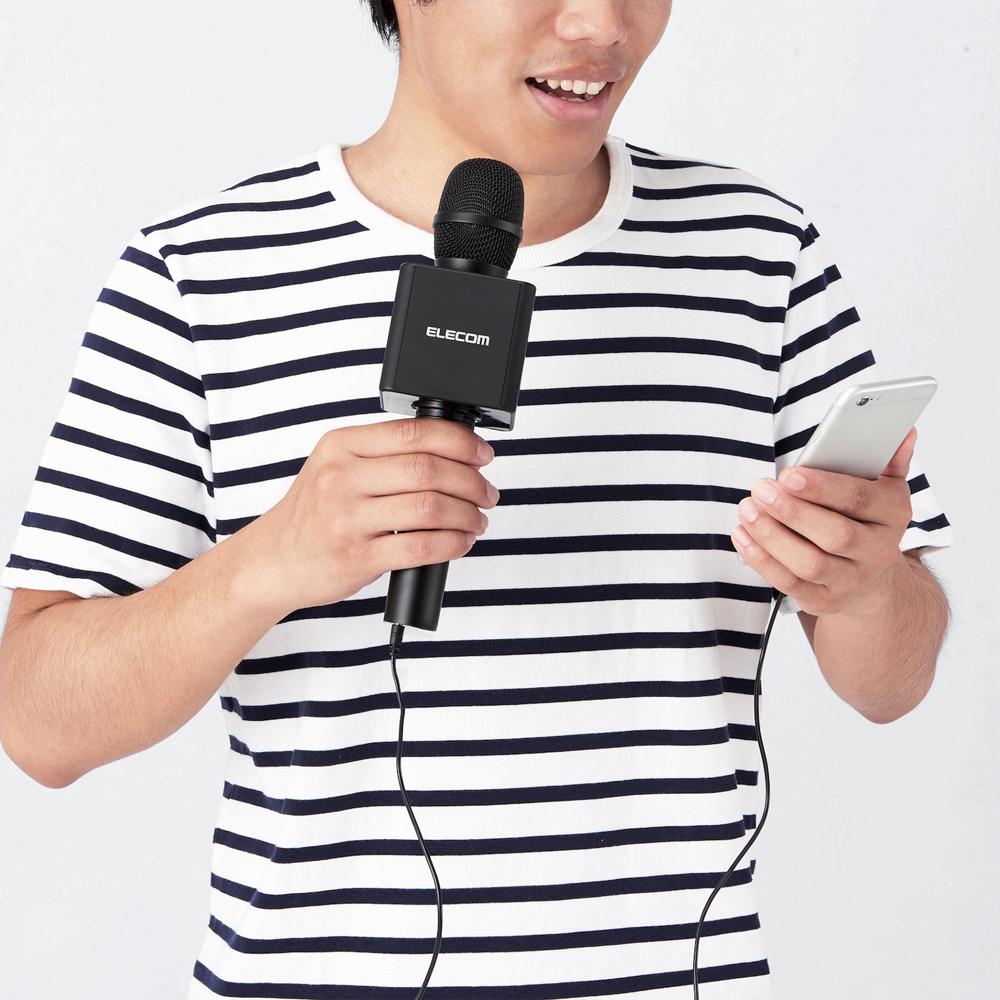 カラオケ マイク アプリ