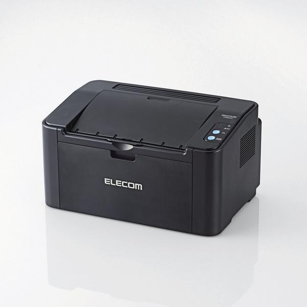エレコム モノクロレーザープリンター  EPR-LS01W