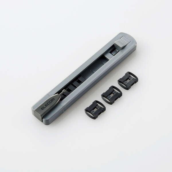 USBポートからの情報漏えい対策にはポート塞ぐ物理的な方法も有効です。