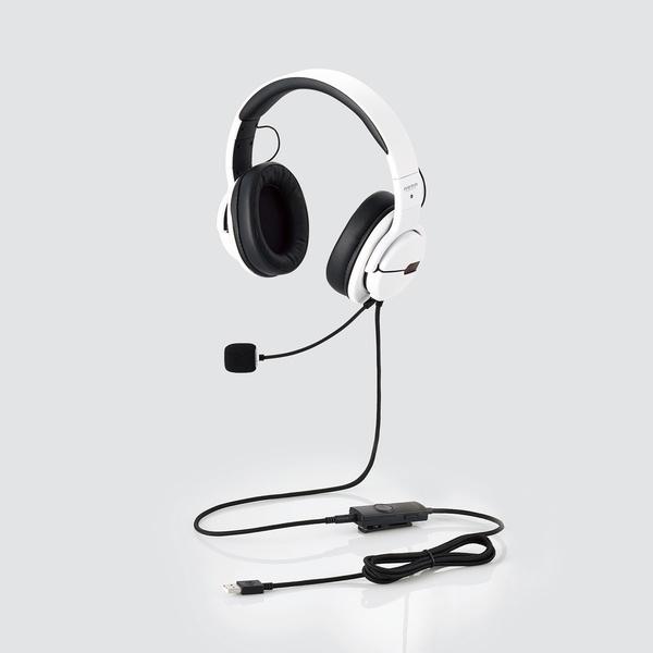 ゲーミングヘッドセット(オーバーヘッド) HS-ARMA200Vシリーズ [USB 接続]