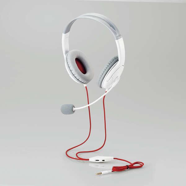 PS4/Switch対応 両耳ゲーミングヘッドセット