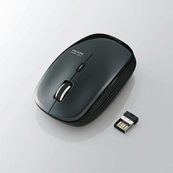 5ボタンワイヤレスBlueLEDマウス