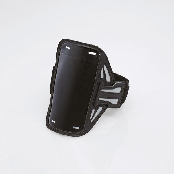 80e7729130 スマートフォン用スポーツアームバンド(Sサイズ) - P-ABC01BK