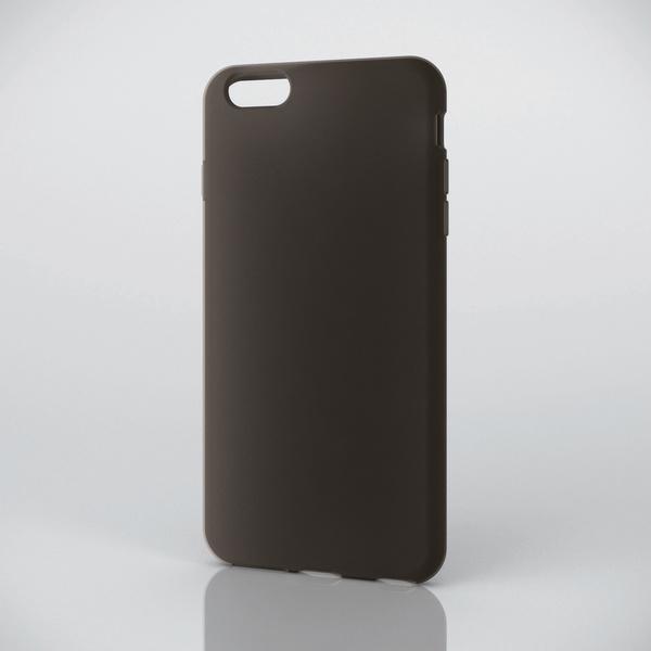 79a8f9d160 iPhone 6 Plus用シリコンケース - PM-A14LSCBK