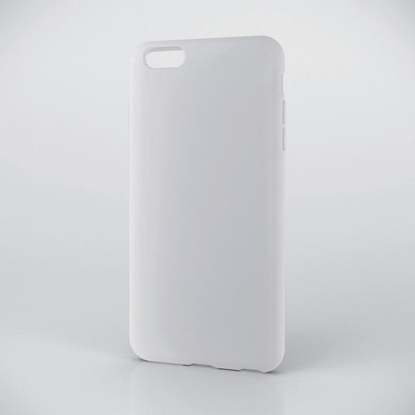 f6a0faeef1 iPhone 6 Plus用シリコンケース - PM-A14LSCCR