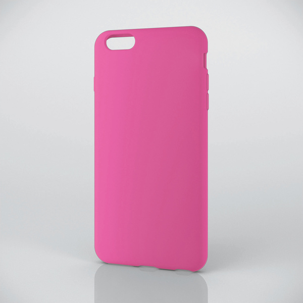 0c89b05d6e iPhone 6 Plus用シリコンケース - PM-A14LSCPN