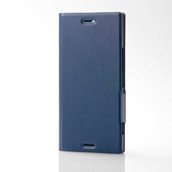 648f4dc2c0 Xperia(TM) XZ Premium用ソフトレザーカバー/薄型/磁石付 - PM-XXZPPLFUMNV