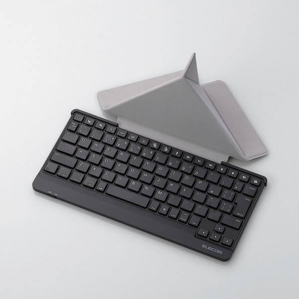 iOSタブレット用Bluetooth(R)キーボード - TK-FBP073IBK