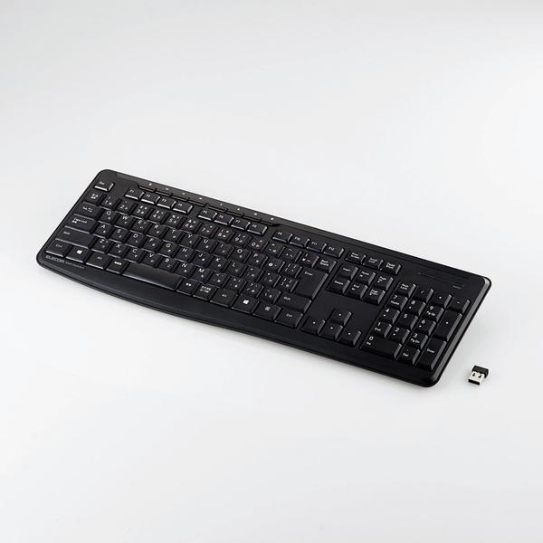 無線静音フルキーボード