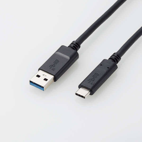 USB3.1ケーブル(A-C)(USB3-AC05NBK)