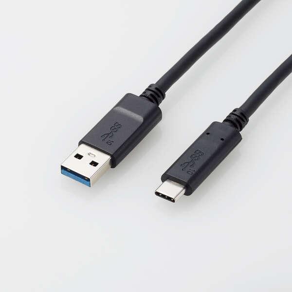USB3.1ケーブル(A-C)(USB3-AC10NBK)