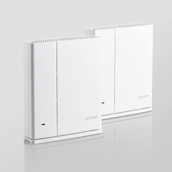 Wi-Fi 5(11ac) 867+400Mbps e-Meshスターターキット