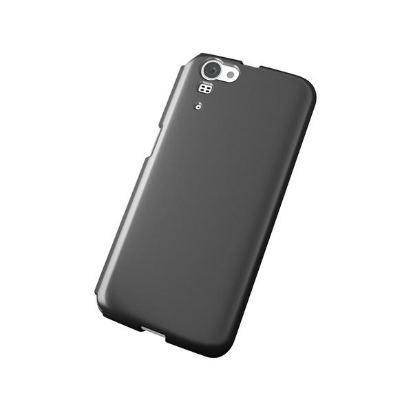Soft case/Black - PD-SH01FUCBK for docomo SH-01F