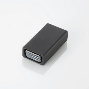 HDMI-VGA変換アダプタ(AD-HDMIVGABK)