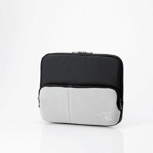 ポケット付きPCインナーバッグ(BM-IBPT11BK)