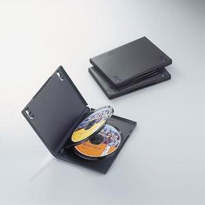 DVDトールケース(CCD-DVD07BK)