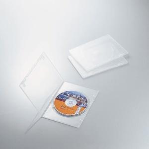 スリムDVDトールケース(CCD-DVDS01CR)