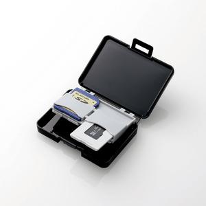 SD/microSDメモリカードケース(CMC-SDCPPBK)