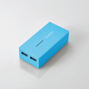 スマートフォン・タブレット用モバイルバッテリー(DE-M01L-6030BU)