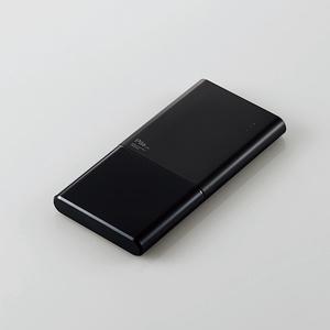 """モバイルバッテリー""""Pile one""""(DE-M08-N10048BK)"""