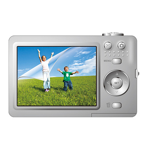 デジタルカメラ用液晶保護フィルム(エアーレスタイプ)(DGP-004FLAG)
