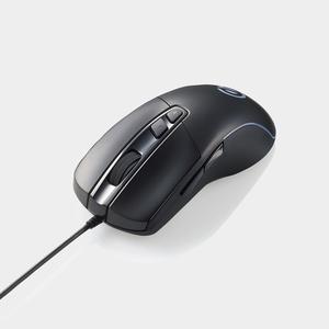 5ボタン搭載ゲーミングマウス(ECM-G01URBK)