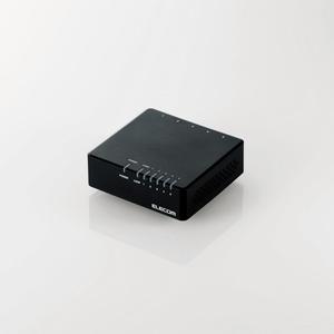 100BASE-TX対応スイッチングハブ(EHC-F05PA-JB)