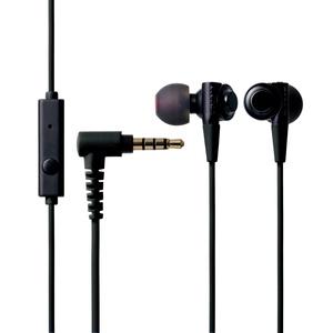"Stereo headphones ""BLACK BLACK BLACK"" (EHP-CB100MBK)"