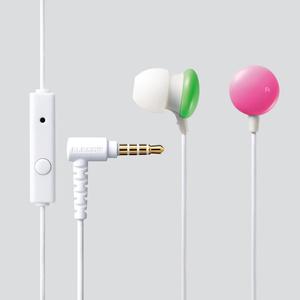 """スマートフォン用ステレオヘッドホンマイク""""Colors""""(EHP-CC100MNE1)"""