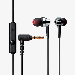 High resolution sound sourse-adaptive stereo headphone mike (EHP-RH1000MBK)