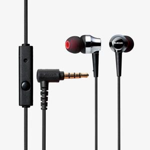 ハイレゾ音源対応ステレオヘッドホンマイク(EHP-RH1000MBK)