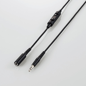 TV用ヘッドホン延長コード(高耐久モデル)(EHP-TVES30BK)
