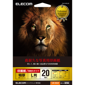 Photographic paper (high durability) (EJK-ASL20)