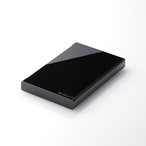 USB3.0対応ポータブルハードディスク(ELP-CED010UBK)