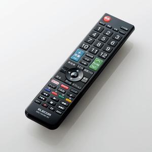 かんたんTV用リモコン(ソニー用)(ERC-TV01BK-SO)