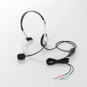 Headset (one ear small size overhead type) (HS-HP21SV)