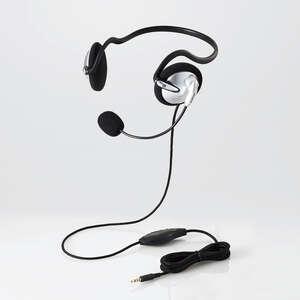 ヘッドセット(4極両耳ネックバンド)(HS-NB05TSV)