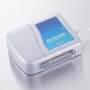 USBtoPS/PS2ゲームパッドコンバータ(JC-PS101USV)