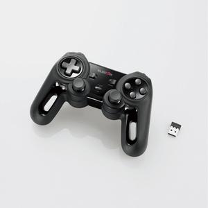 超高性能ワイヤレスゲームパッド(JC-U4113SBK)