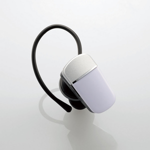 小型Bluetoothヘッドセット(LBT-HS40MMPWH)