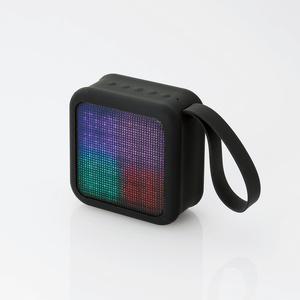 LED Bluetooth Wireless Speaker(LBT-SPLD01AVBK)