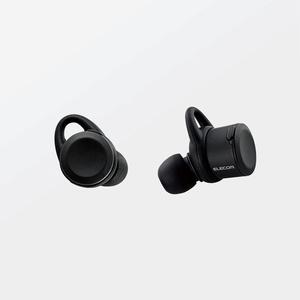 Bluetooth(R)完全ワイヤレスヘッドホン(LBT-TWS01AVBK)