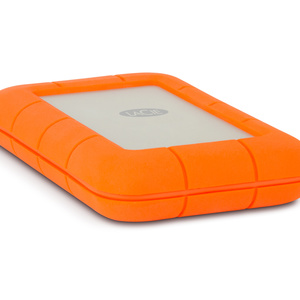 LaCie rugged Thunderbolt SSD(LCS-RGD005TBUG)