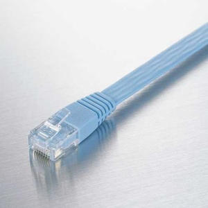 Super flat LAN cable (LD-CTFS/BU20)
